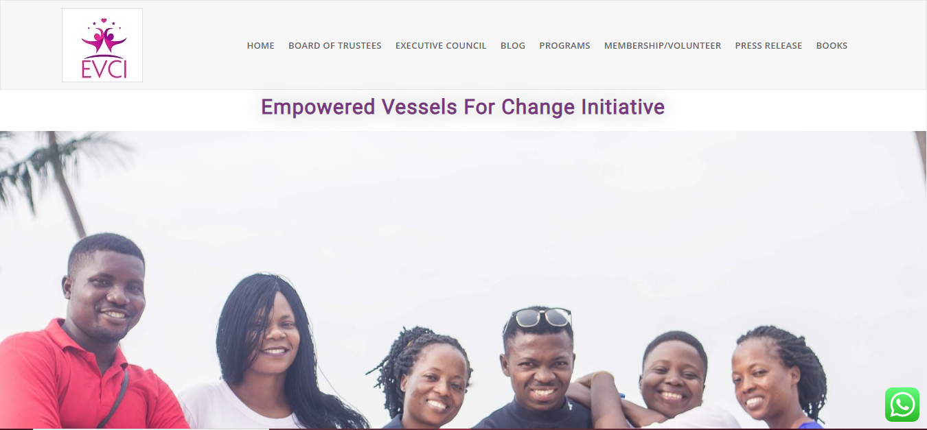 Empowered Vessels For Change Initiative