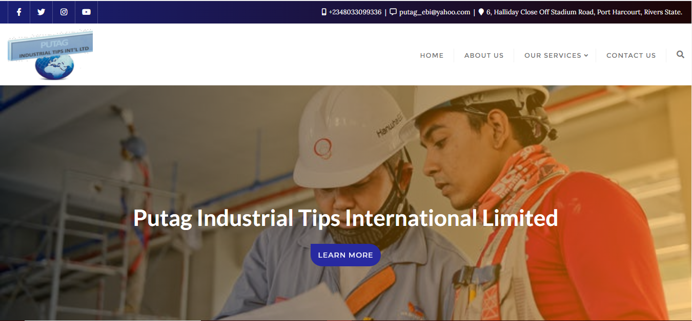Putag Industrial Tips International Limited