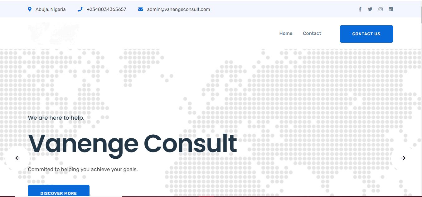 Vanenge Consult